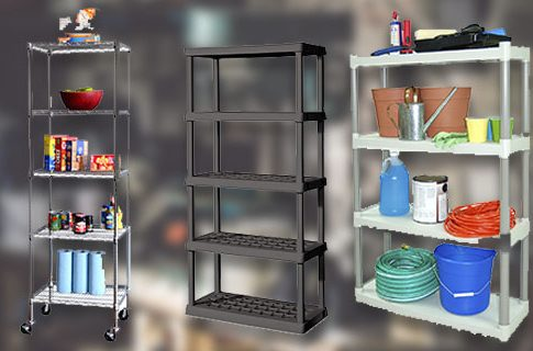 Best Freestanding Shelving Units